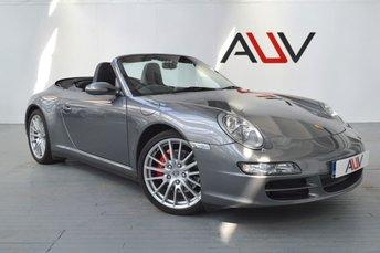 2008 PORSCHE 911 3.8 CARRERA 4 S 2d 350 BHP £31950.00