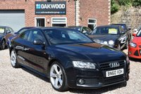 2010 AUDI A5 1.8 TFSI S LINE SPECIAL EDITION 2d 158 BHP £SOLD
