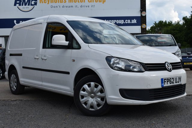 Used Volkswagen Caddy Maxi vans in Southend-on-Sea from