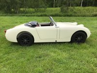 USED 1960 AUSTIN HEALEY SPRITE FROGEYE  FROG EYE HIGHLY COLECTIBLE