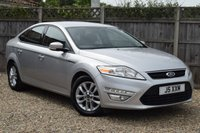 USED 2012 FORD MONDEO 1.6 ZETEC TDCI 5d 114 BHP Free 12  month warranty