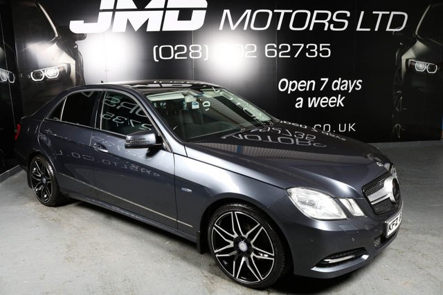 2012 MERCEDES-BENZ E CLASS E220 CDI BLUEEFFICIENCY EXECUTIVE SE NIGHT EDITION STYLE AUTO 170 BHP (FINANCE AND WARRANTY)