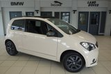 USED 2015 15 SEAT MII 1.0 MII BY MANGO 3d 74 BHP FINISHED IN STUNNING GLAM BEIGE WITH HALF LEATHER SEATS + FULL SERVICE HISTORY + SATELLITE NAVIGATION + £20 ROAD TAX + 15 INCH ALLOYS + BLUETOOTH WITH AUDIO + TINTED GLASS + AIR CONDITIONING