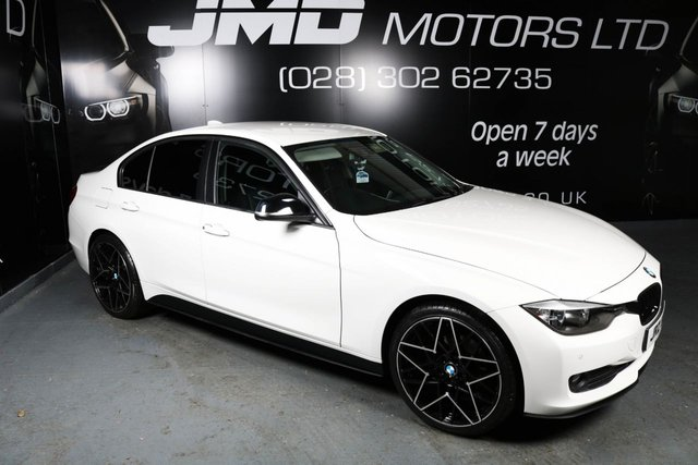 2014 BMW 3 SERIES  2.0 318D SE M PERFORMANCE STYLE 141 BHP (FINANCE AND WARRANTY)
