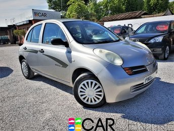 View our 2003 03 NISSAN MICRA 1.0 E 5d 65 BHP