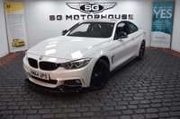 USED 2014 64 BMW 4 SERIES 2.0 420d M Sport 2dr M PERFORMANCE CONVERSION