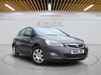 USED 2010 10 VAUXHALL ASTRA 1.6 EXCLUSIV 5d 113 BHP GREAT SPEC - READY TO GOO