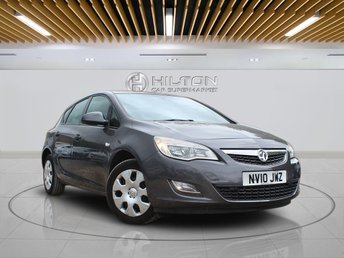 Used Vauxhall Astra for sale in Leighton Buzzard