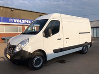 USED 2017 17 RENAULT MASTER 2.3 MM35 BUSINESS DCI MWB 130 BHP EURO 6