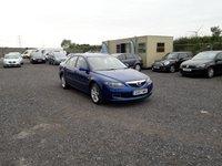 2007 MAZDA 6 2.0 TS 5d AUTO 145 BHP £SOLD