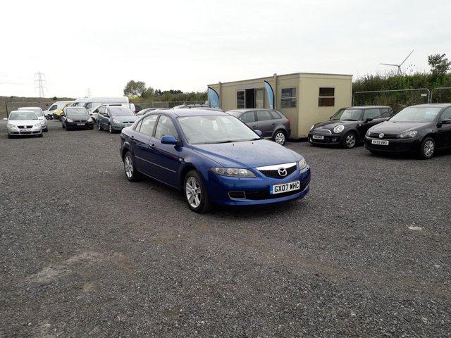 2007 07 MAZDA 6 2.0 TS 5d AUTO 145 BHP