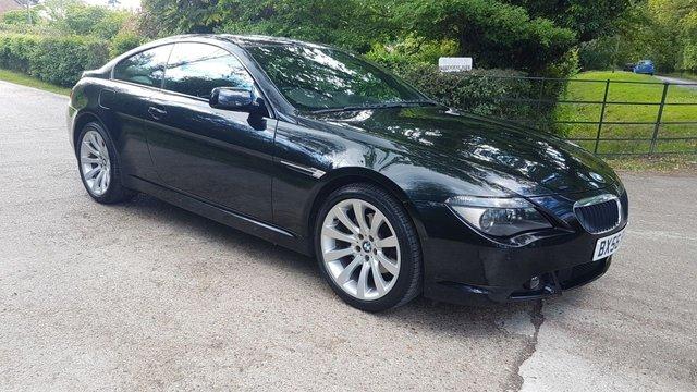 2006 BMW 6 SERIES 3.0 630I SPORT 2d AUTO 255 BHP