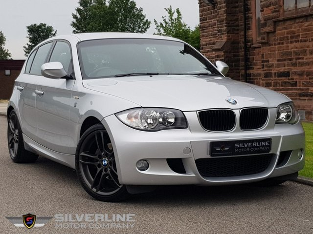 2011 11 BMW 1 SERIES 2.0 118D PERFORMANCE EDITION 5d AUTO 141 BHP