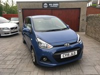 USED 2015 15 HYUNDAI I10 1.0 SE 5d 65 BHP 1 OWNER/VERY LOW MILES/FULL SERVICE HISTORY/CHEAP ROAD TAX