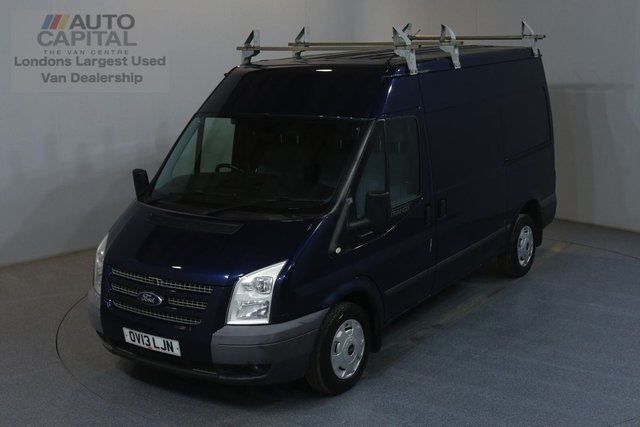 2013 FORD TRANSIT TDCi 125ps L2H2 MWB FWD AIR CON