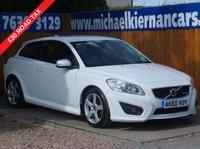 2010 VOLVO C30 1.6 D2 R-DESIGN 3d 113 BHP £5495.00