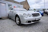 2005 MERCEDES-BENZ CL CL500 5.0 V8 Auto 2dr ( 306 bhp )