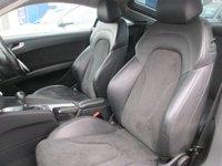 USED 2008 08 AUDI TT AUTOMATIC 2.0 TFSI 3d 200 BHP