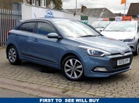 USED 2015 15 HYUNDAI I20 1.4 CRDI PREMIUM NAV 5d 89 BHP AS ALWAYS ALL CARS FROM EDINBURGH CAR STORE COME WITH 1 YEARS FULL MOT ,1 FULL RAC INSPECTION SERVICE AND 6 MONTH RAC WARRANTY INCLUDING  12 MONTHS RAC BREAKDOWN RECOVERY FREE OF CHARGE!      PLEASE CALL IF YOU DONT SEE WHAT YOUR LOOKING FOR AND WE WILL CHECK OUR OTHER BRANCHES.  WE HAVE  OVER 100 CARS IN DEALER STOCK