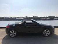 USED 2007 57 AUDI TT TFSI WAS £4999 SAVE £750 NOW ONLY £4250 Black Tag Jan SALE  ! Stunning Audi TT Roadster Must Be Seen-great value on offer with superb service history