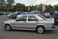 USED 1989 G MERCEDES-BENZ 190 2.5 E 16 4dr RHD 2.5-16 MANUAL COSWORTH