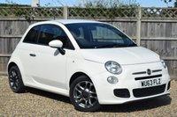 2013 FIAT 500 1.2 S 3d 69 BHP £4469.00