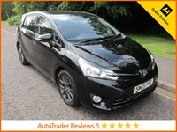 USED 2016 65 TOYOTA VERSO 1.6 D-4D TREND 5d 122 BHP, *ULEZ COMPLIANT*SAT NAV* Fantastic Value Toyota Verso Trend with Seven Seats, Satellite Navigation,  Climate Control, Cruise Control, Alloy Wheels and Toyota Service History. This Vehicle is ULEZ Compliant with a EURO 6 Rated Engine.