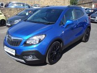 USED 2016 16 VAUXHALL MOKKA 1.4 SE S/S 5d 138 BHP ONE OWNER WITH HISTORY