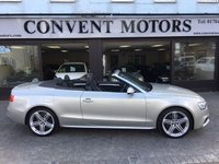 2013 AUDI A5 1.8 TFSI S LINE SPECIAL EDITION 2d 168 BHP £12990.00