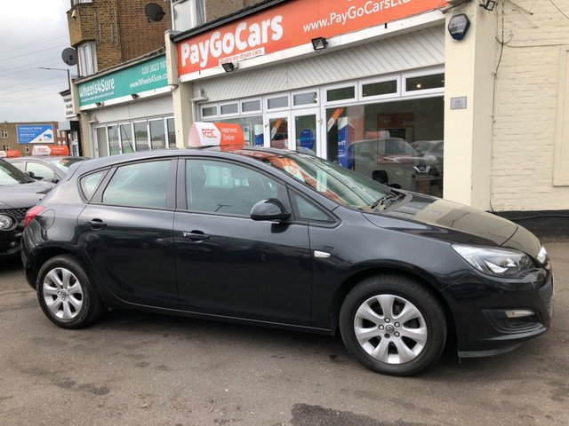 View our VAUXHALL ASTRA