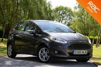 USED 2015 65 FORD FIESTA 1.0 ZETEC 5d 99 BHP £0 DEPOSIT BUY NOW PAY LATER  - NEW MOT UNTIL APRIL 2020