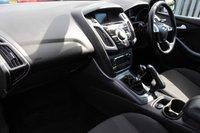 USED 2014 14 FORD FOCUS 1.6 TITANIUM NAVIGATOR TDCI 5d 113 BHP