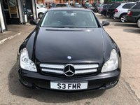 USED 2008 S MERCEDES-BENZ CLS CLASS 3.0 CLS320 CDI 4d AUTO 222 BHP