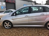 USED 2011 11 MERCEDES-BENZ B CLASS 1.5 B160 BLUEEFFICIENCY SPORT 5d 95 BHP LOVELY CONDITION