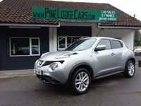 USED 2014 64 NISSAN JUKE 1.5 ACENTA PREMIUM DCI 5d 110 BHP FINANCE AND PART EXCHANGE WELCOME. 3 MONTHS WARRANTY. ALL CARS HAVE A YEAR MOT AND A FRESH SERVICE.
