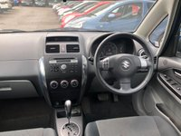 USED 2007 07 SUZUKI SX4 1.6 GLX 5d AUTO 106 BHP