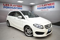 USED 2015 15 MERCEDES-BENZ B CLASS 1.5 B180 CDI AMG LINE PREMIUM PLUS 5d 107 BHP Xenons, Bluetooth, Sat Nav, Electric sunroof