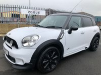 USED 2013 13 MINI COUNTRYMAN 2.0 COOPER SD ALL4 5d 141 BHP