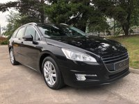 USED 2012 12 PEUGEOT 508 2.0 HDI SW ACTIVE 5d 140 BHP A Fantastic Multi Purpose Vehicle with a Huge Load Area, Meticulous Service History and a Great Specification to Include: Panoramic Glass Roof with Power Blind, Digital Dual Zone Climate Control, Bluetooth Connectivity, 17 Inch Alloy Wheels, Leather Multi Function Steering Wheel, Cruise Control