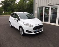 USED 2013 63 FORD FIESTA 1.5 TDCI TITANIUM 75 BHP THIS VEHICLE IS AT SITE 2 - TO VIEW CALL US ON 01903 323333