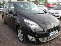 USED 2010 60 RENAULT SCENIC 1.5 DYNAMIQUE TOMTOM DCI FAP 5d 109 BHP 1 Previous owner - Sat nav - 7 Seater