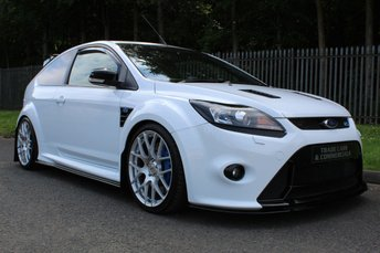 2009 FORD FOCUS 2.5 RS 3d 420 BHP £24000.00