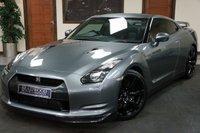 2009 NISSAN GT-R 3.8 BLACK EDITION 2d AUTO 479 BHP £37975.00