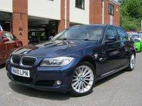 USED 2010 10 BMW 3 SERIES 3.0 325I SE 4d 215 BHP