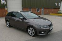 2014 SEAT LEON 2.0 TDI FR TECHNOLOGY DSG 5d AUTO 184 BHP £9490.00