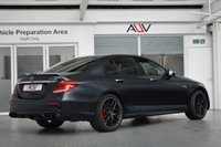 USED 2017 67 MERCEDES-BENZ E CLASS 4.0 AMG E 63 S 4MATIC EDITION 1 4d AUTO 604 BHP