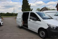 USED 2016 66 MERCEDES-BENZ VITO 1.6 111 CDI 1d 114 BHP  LONG WHEEL BASE NEW SHAPE  EURO 6