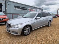 2012 MERCEDES-BENZ E CLASS 2.1 E220 CDI BLUEEFFICIENCY EXECUTIVE SE 5d 170 BHP £6990.00