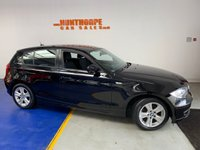 USED 2010 10 BMW 1 SERIES 2.0 116I SE 5d 121 BHP **LOW MILEAGE CAR WITH 1 FORMER KEEPER**