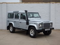 2009 LAND ROVER DEFENDER 2.4 110 XS STATION WAGON 5d 122 BHP £19450.00
